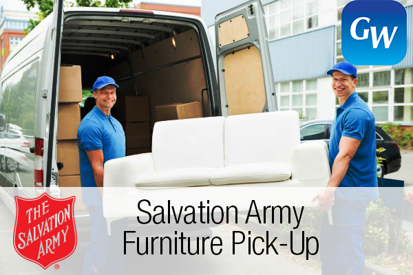 Gardner White Partners With The Salvation Army To Offer Furniture