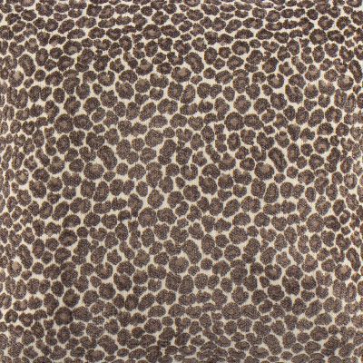 Leopard Print Toss Pillow
