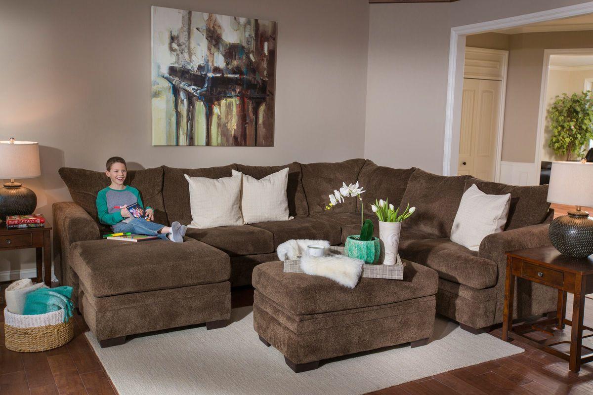 Fillmore living room collection - Gardner white furniture living room ...