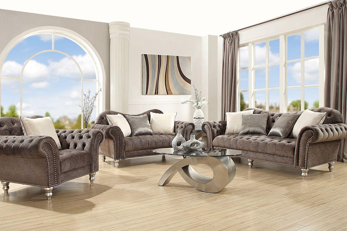 Belle living room collection - Gardner white furniture living room ...