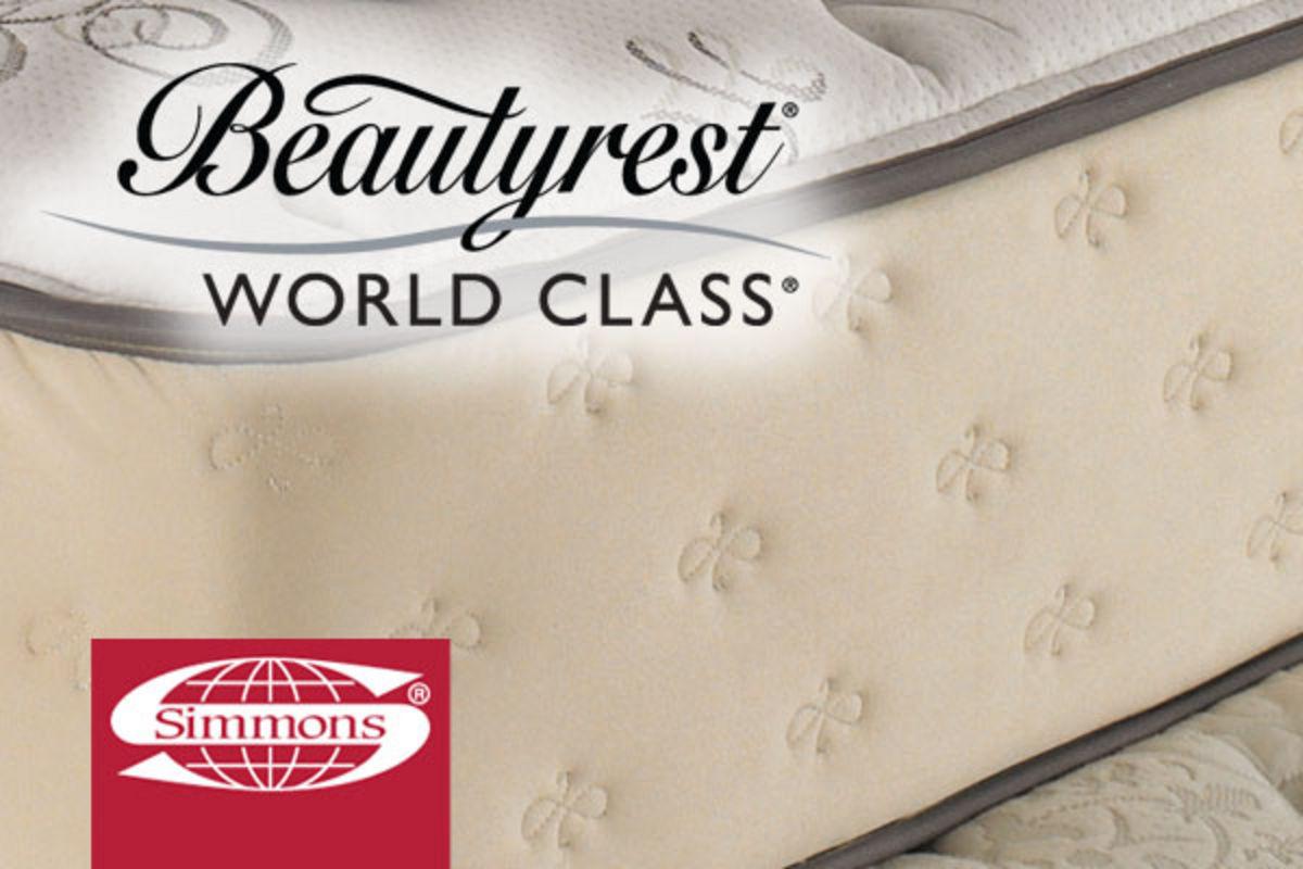 simmons beautyrest world class fairmount from furniture - Simmons Beautyrest World Class