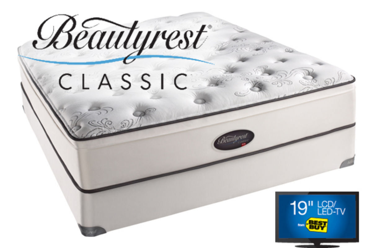 Beautyrest Mattress Bedding Company Has Been Providing