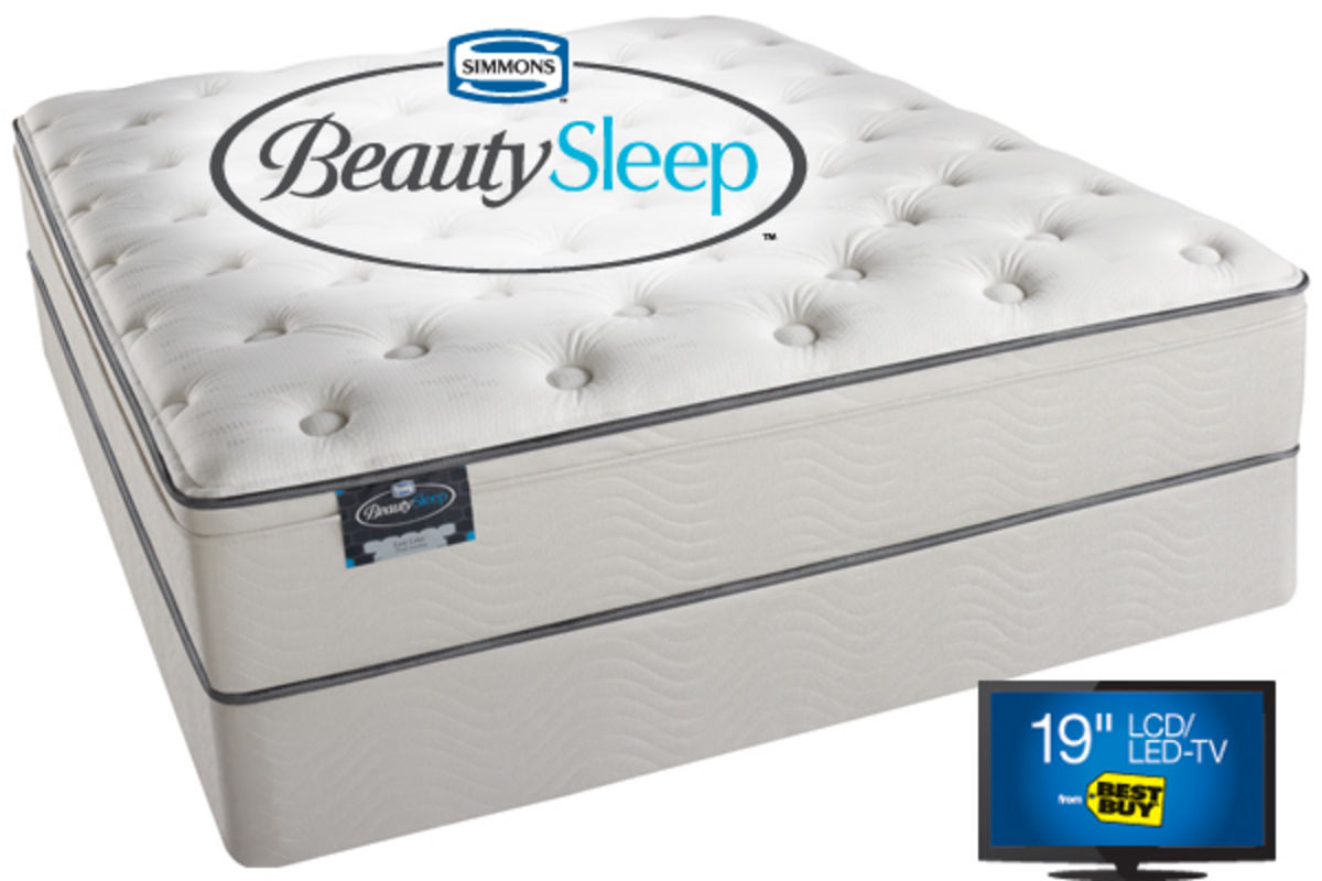 Restonic Mattress Models Simmons® Beautysleep™ Grand Rapids Mattresses