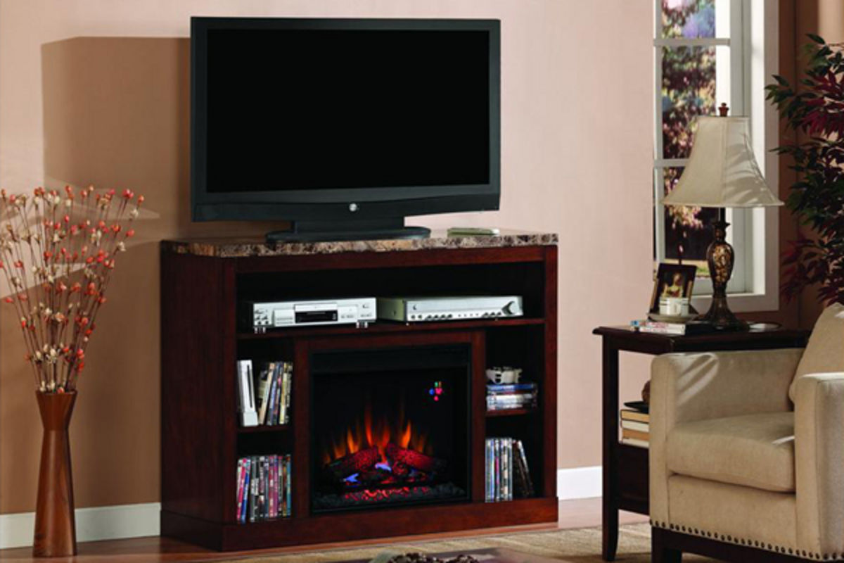 classic flame electric fireplaces home decor collection