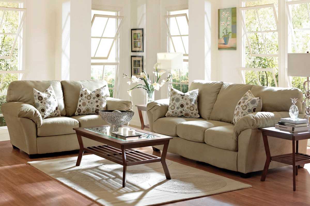 Casey from Gardner White Furniture. Casey Collection