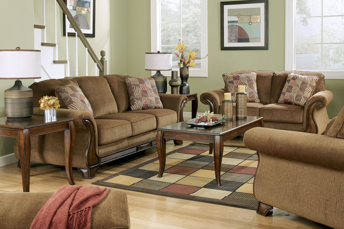 Malory by ashley sofas from 555 99 living room furniture