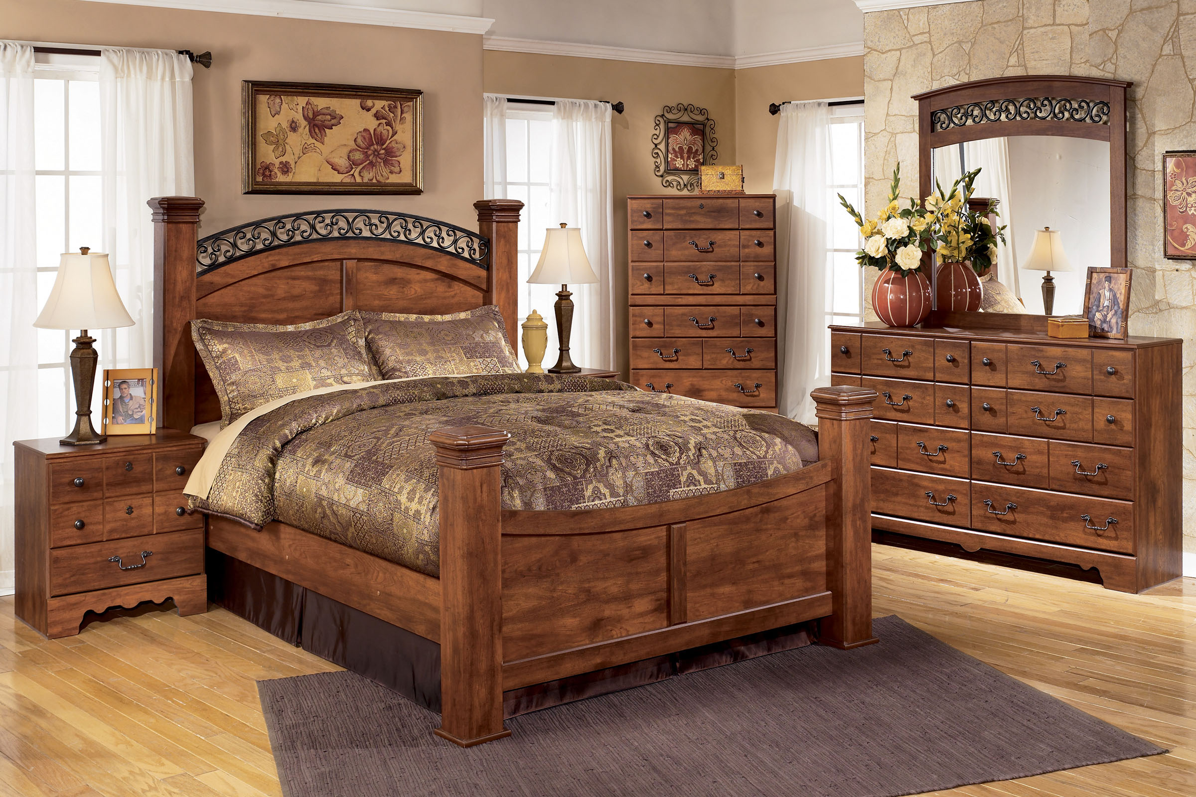 Timberline by Ashley  Bedroom Collection. Ashley Bedroom Collection. Home Design Ideas