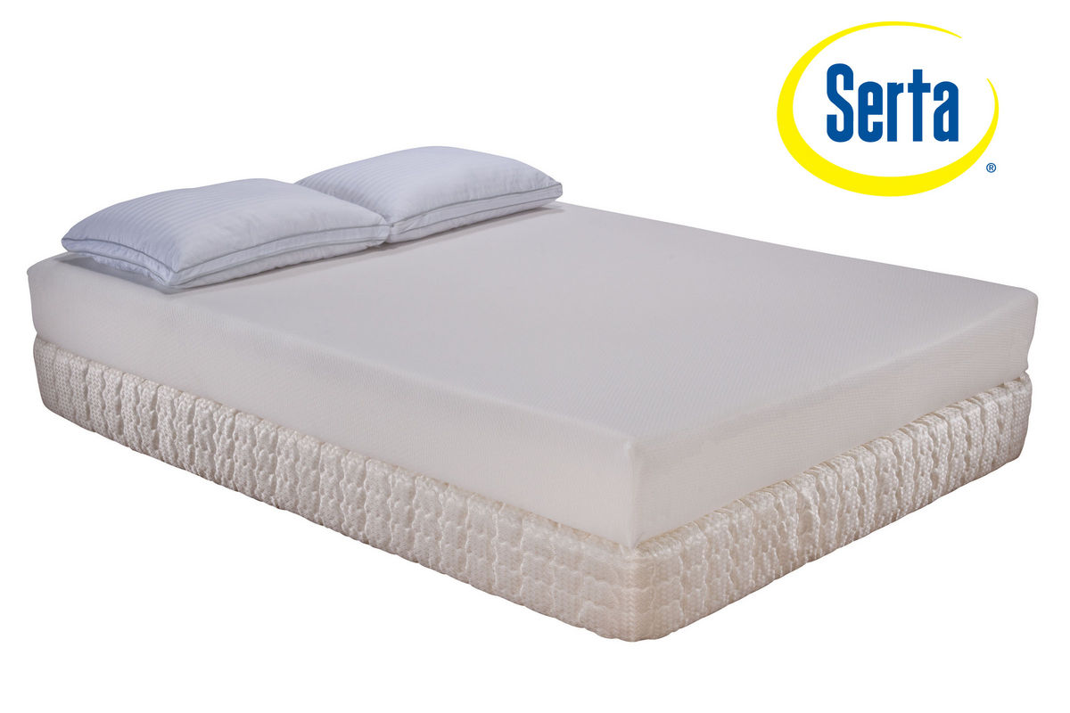 Serta westdean memory foam mattresses collection Where to buy mattress foam