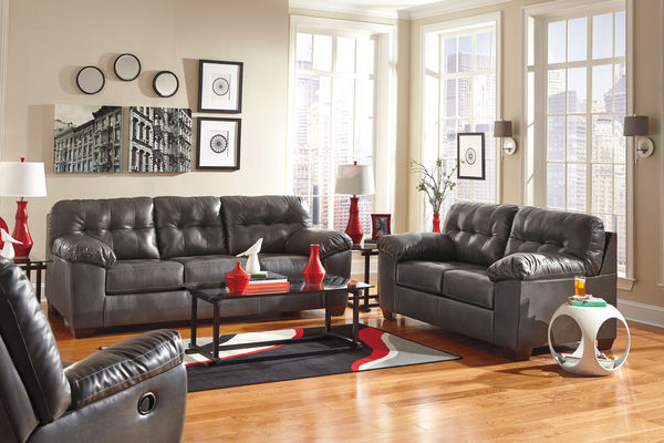 White Leather Living Room Furniture Cool Decorating Ideas