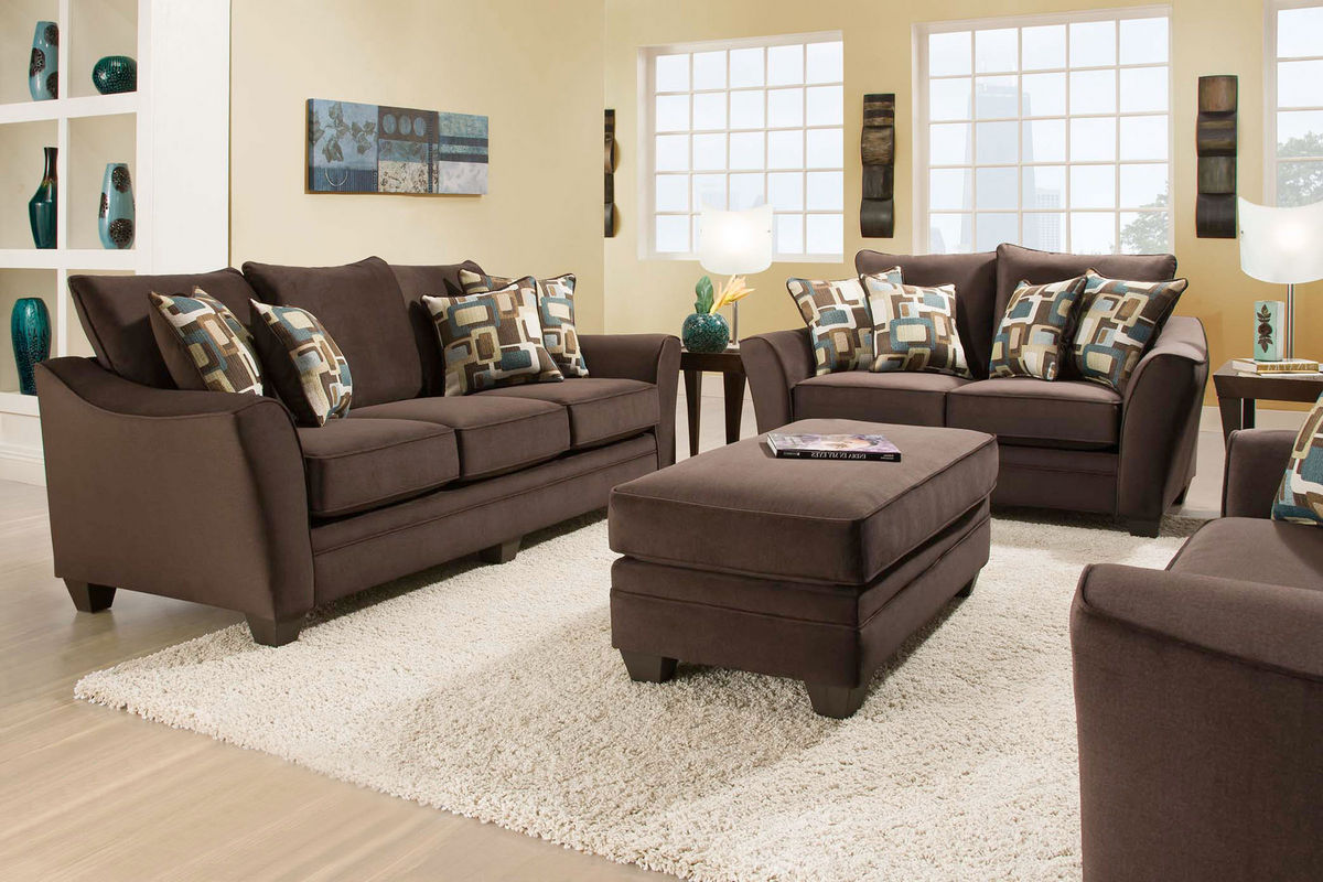 Boca Living Room Collection