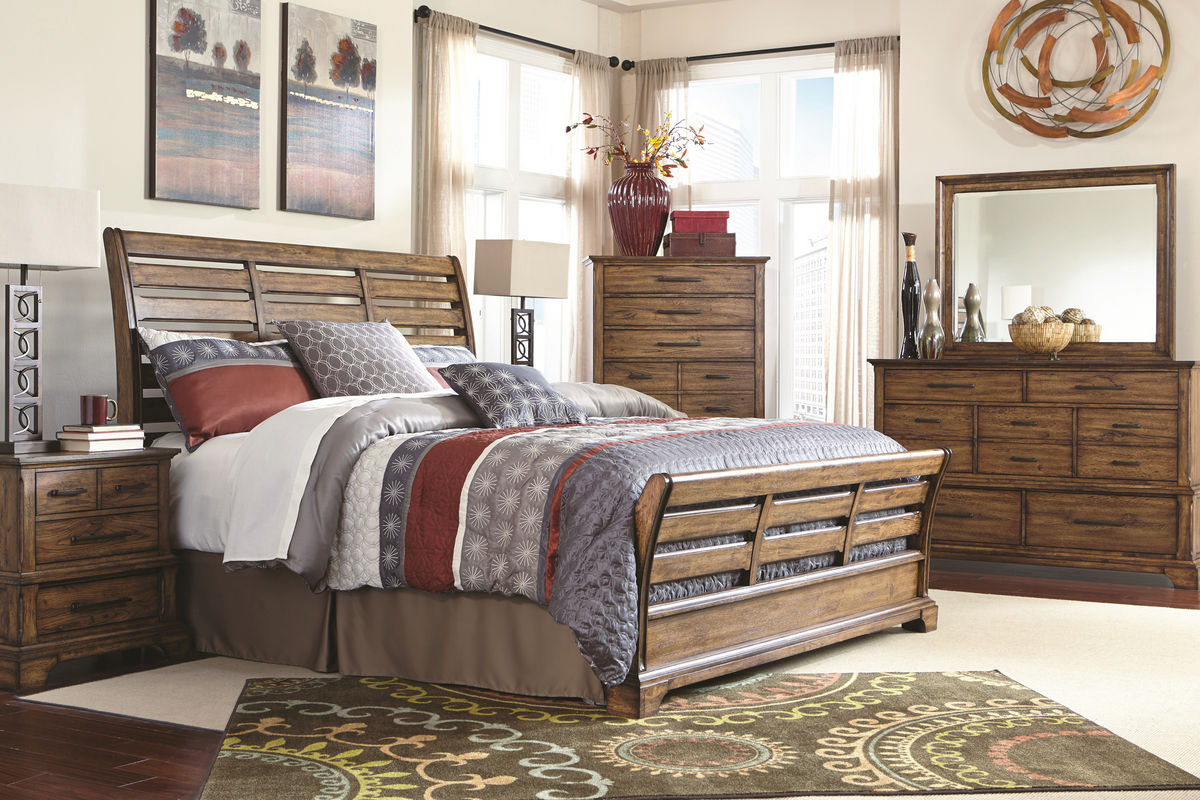 Mitchell from Gardner White Furniture. Mitchell Bedroom Collection