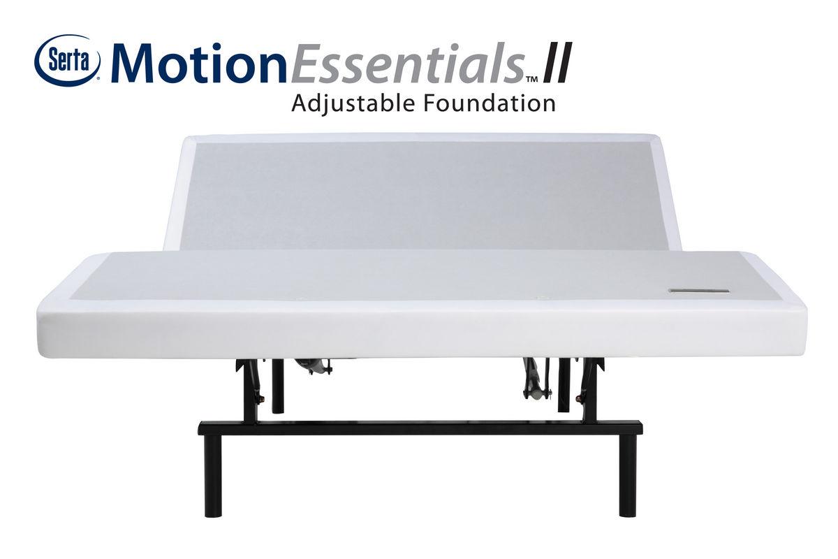 Serta 174 Motion Essentials Ii Adjustable Foundation Collection