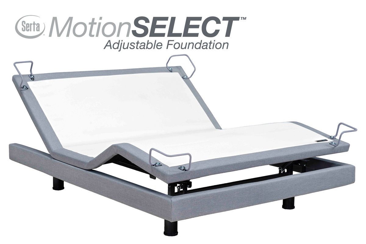 Serta® Motion Select™ Adjustable Foundation from Gardner-White Furniture