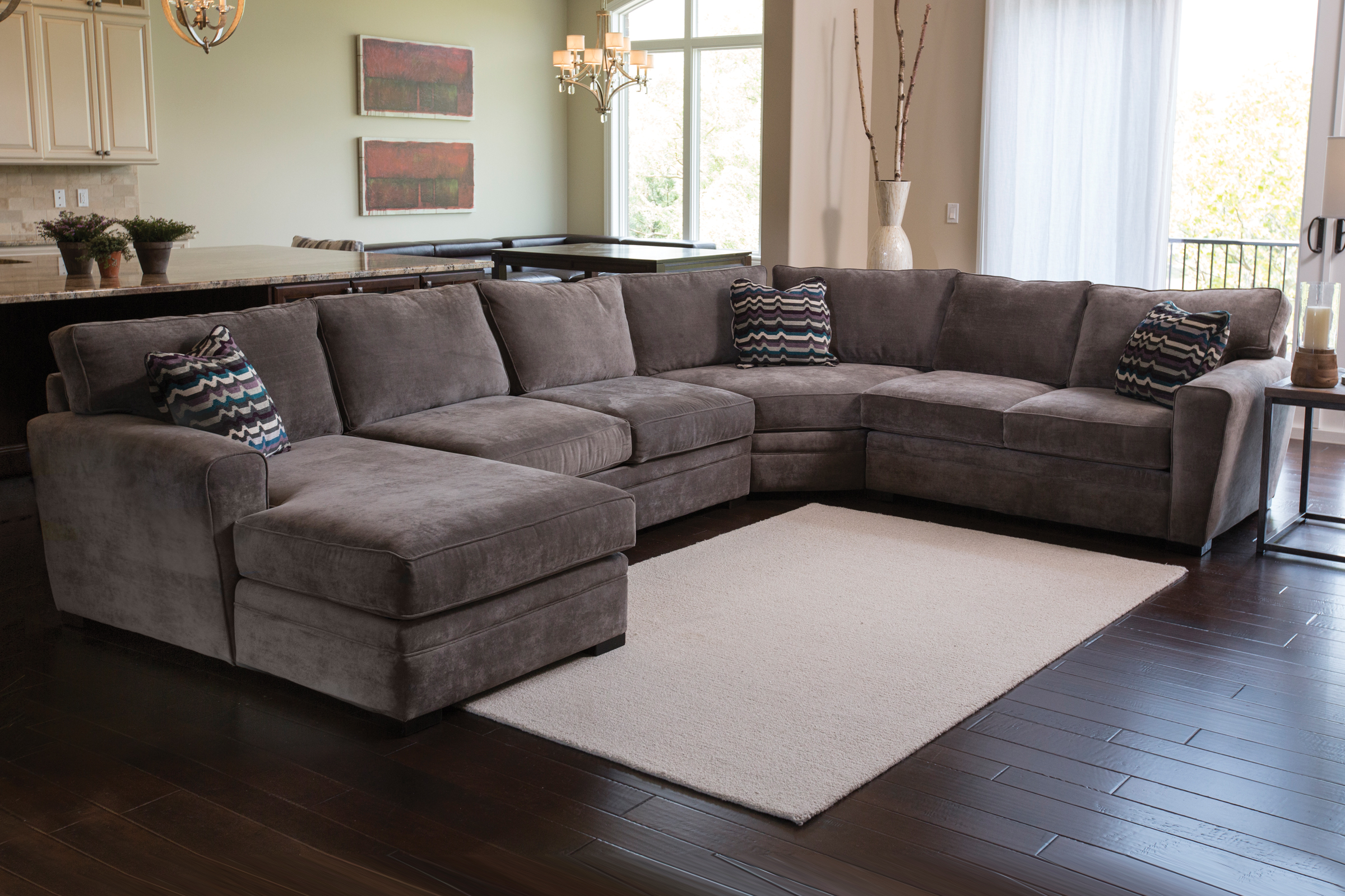 : jonathan louis sectional choices - Sectionals, Sofas & Couches