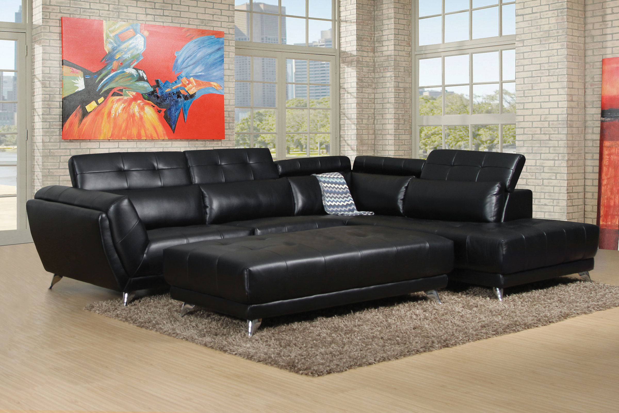 Edison by Ashley Living Room Collection