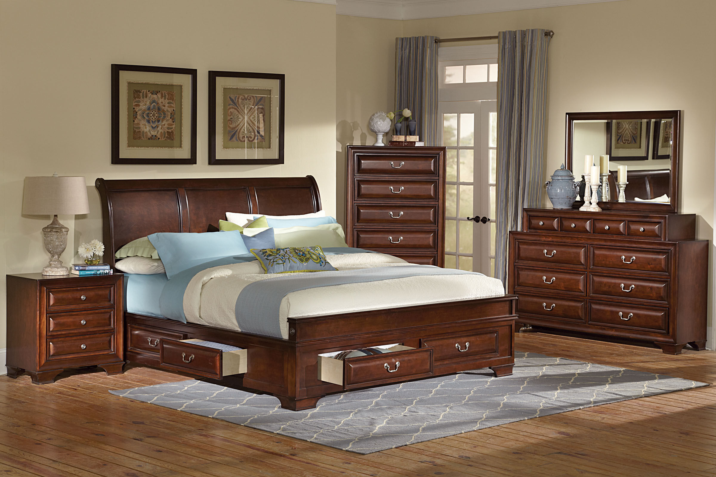 Cadence Bedroom Collection