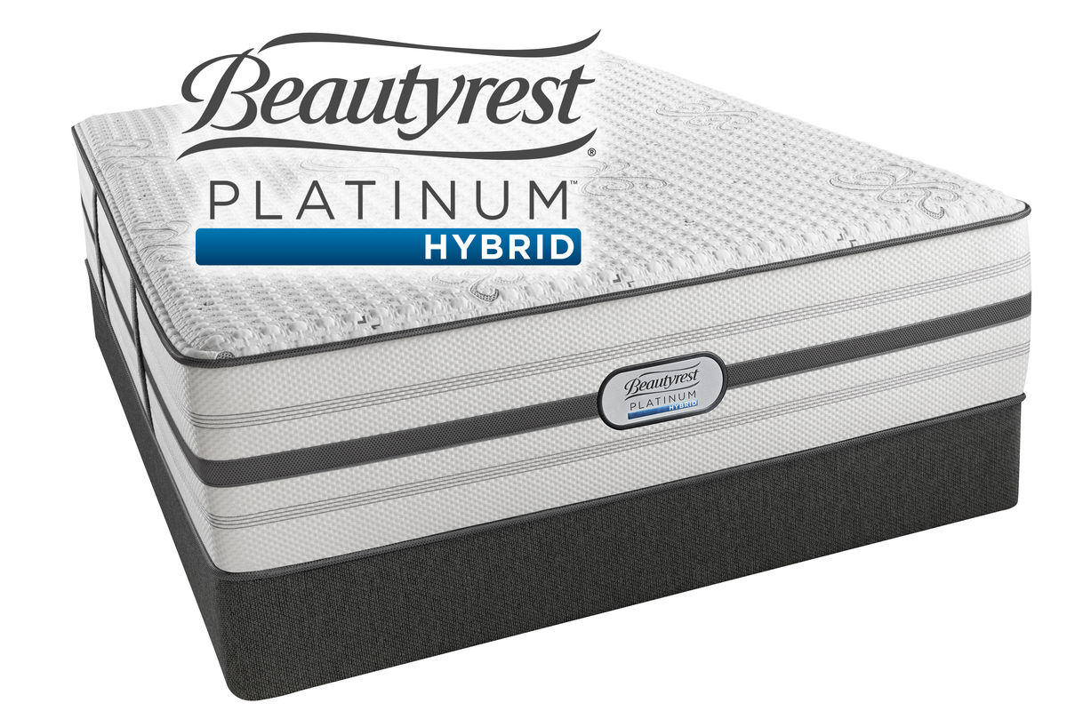 Beautyrest 174 Platinum Hybrid Maddie Mattresses Collection