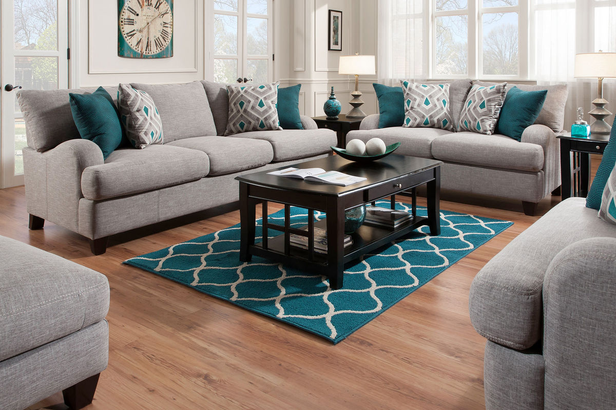 Paradise living room collection - Living rooms with white furniture ...