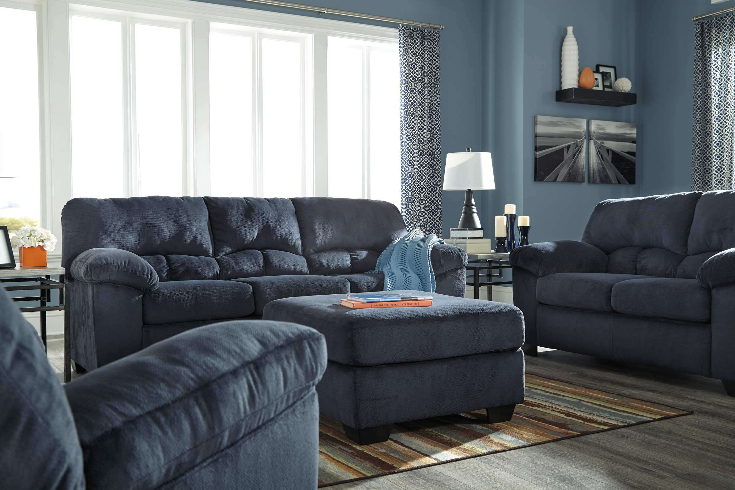 Midnight by Ashley® Living Room Collection