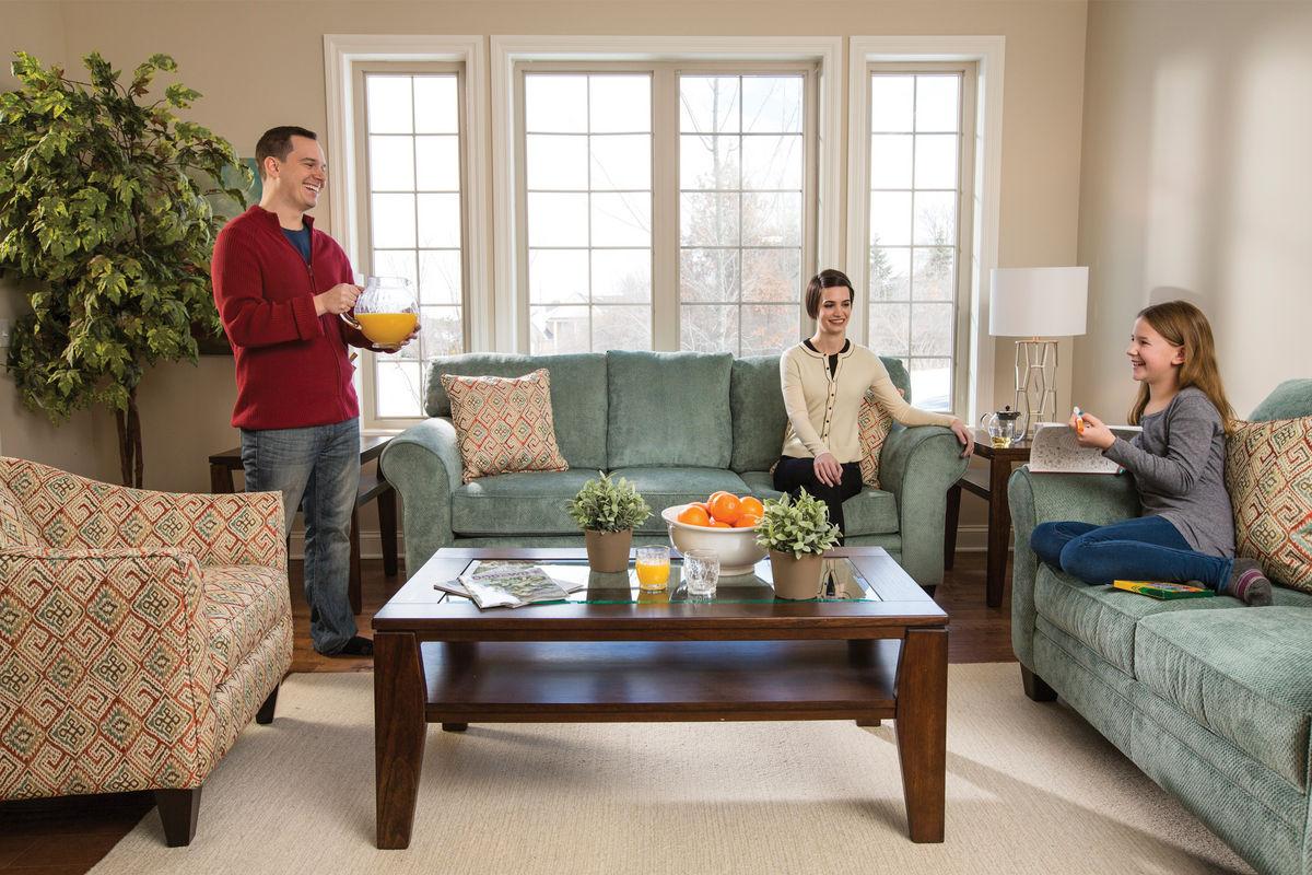 Gazelle living room collection - Gardner white furniture living room ...
