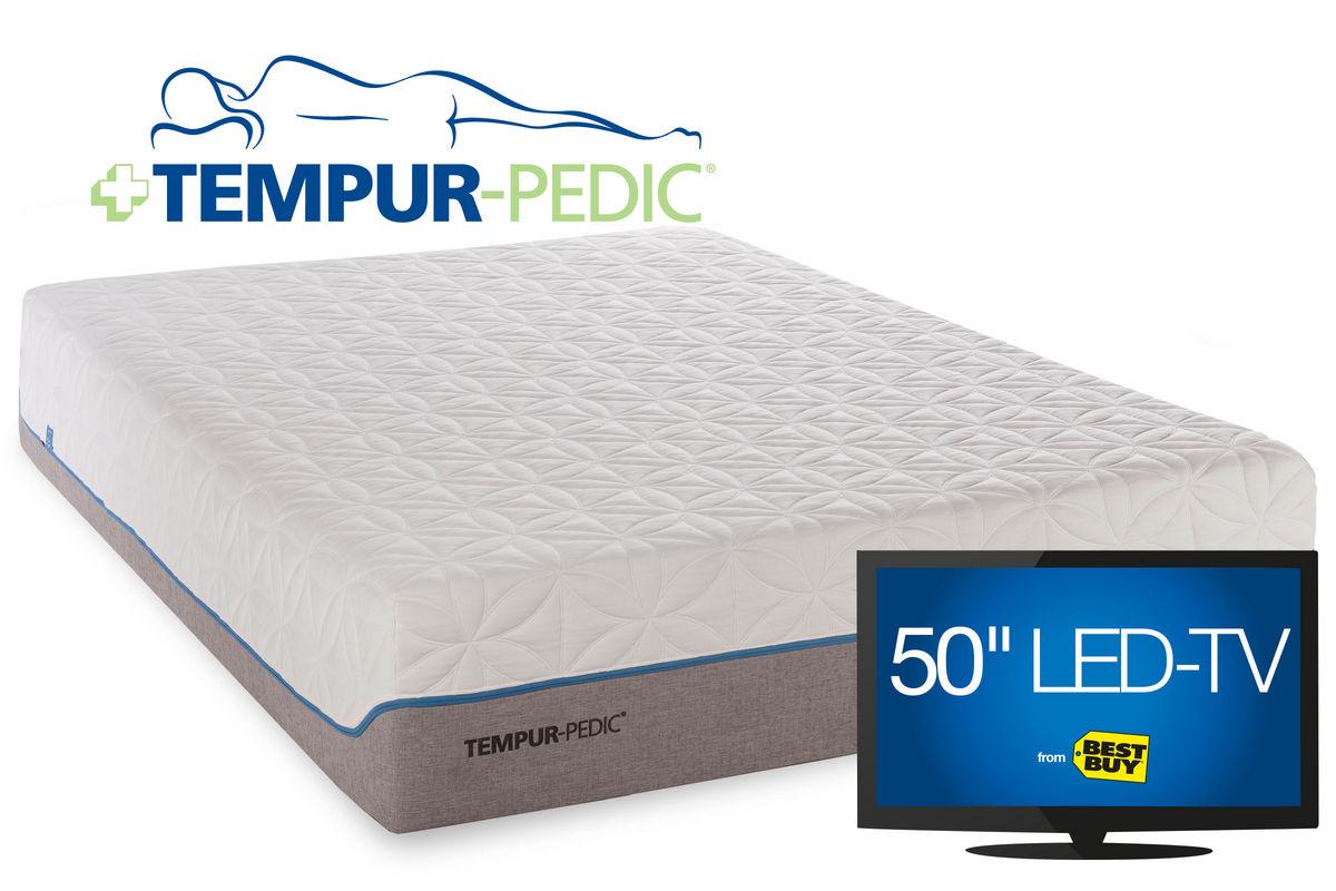 tempur cloud luxe mattresses collection. Black Bedroom Furniture Sets. Home Design Ideas