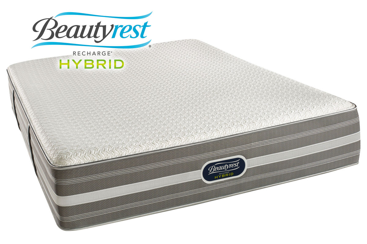 Beautyrest 174 Recharge 174 Hybrid 174 Marlee Collection