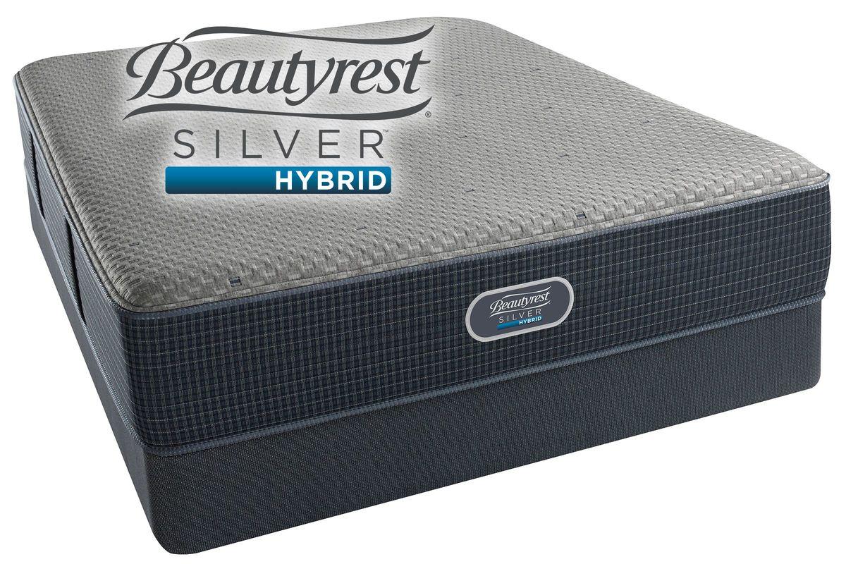 Beautyrest 174 Silver Hybrid Beechwood Luxury Firm