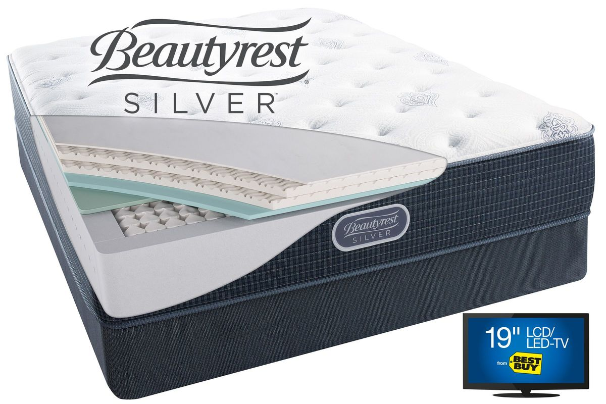 Beautyrest® Silver™ Tidewater™ Plush from Gardner-White Furniture