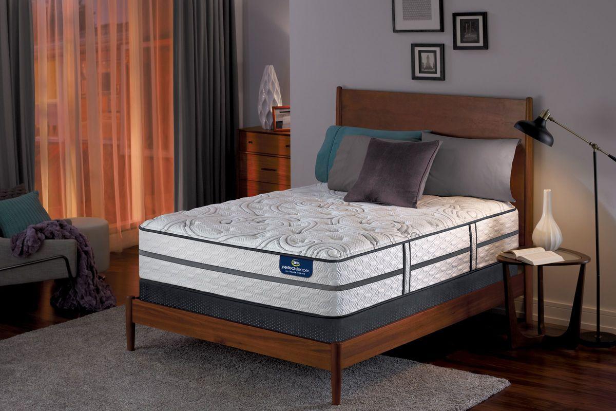 Serta 174 Perfect Sleeper 174 Ultimate Hybrid Silverbrook
