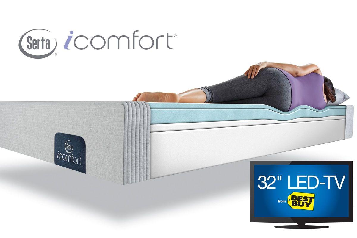 Serta® iComfort® Blue 100 XT Queen size $1,099