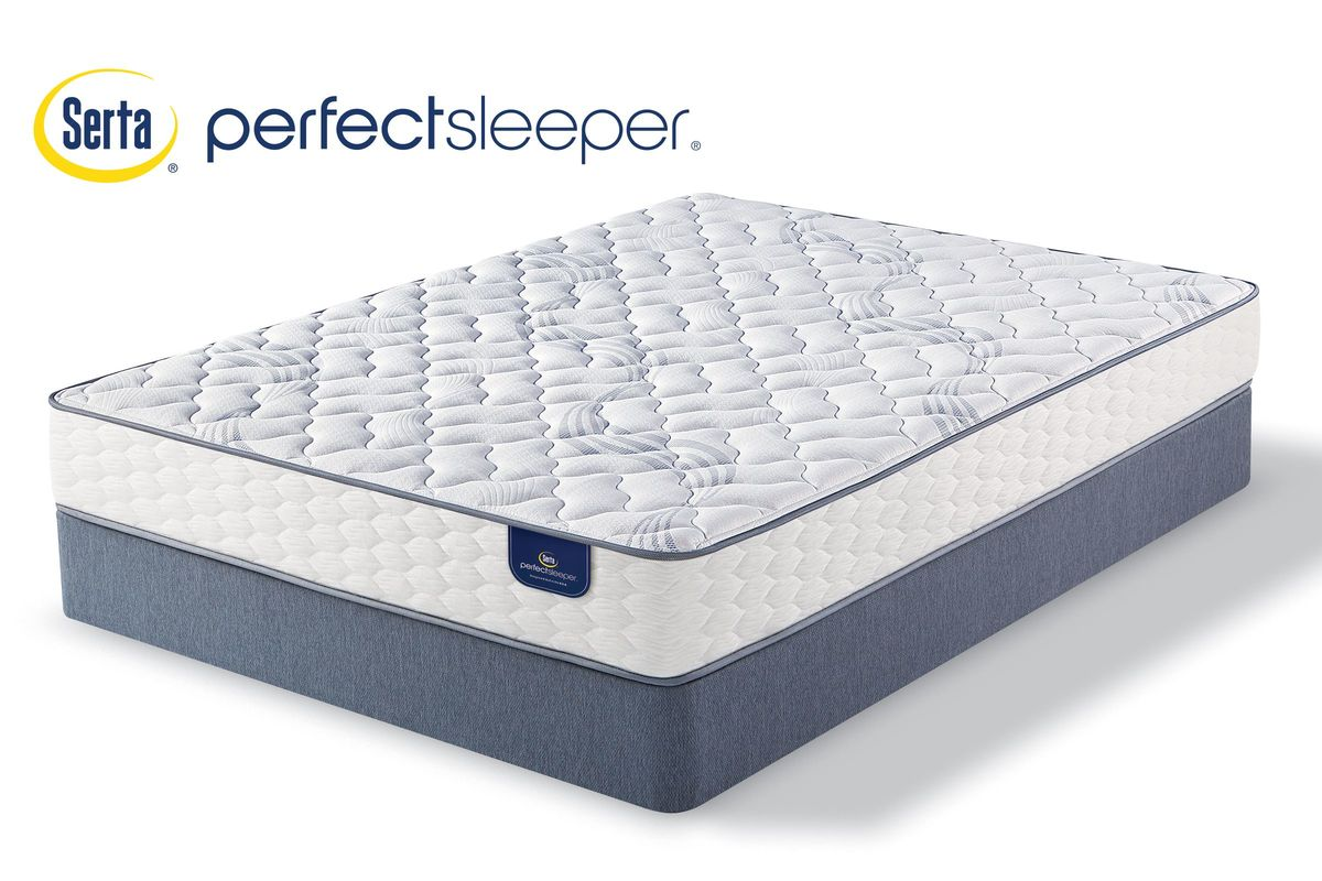 Serta Perfect Sleeper Romberg Queet Set