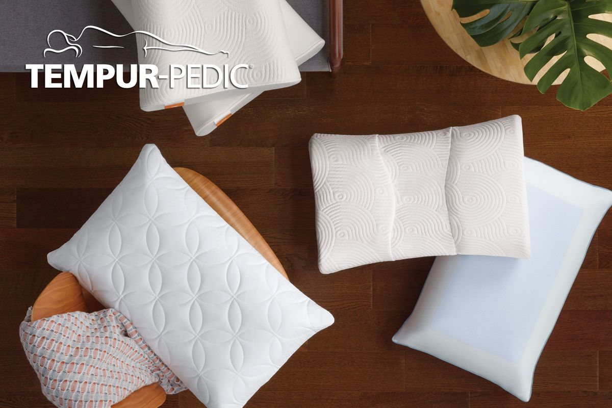 pillows by tempurpedic from furniture