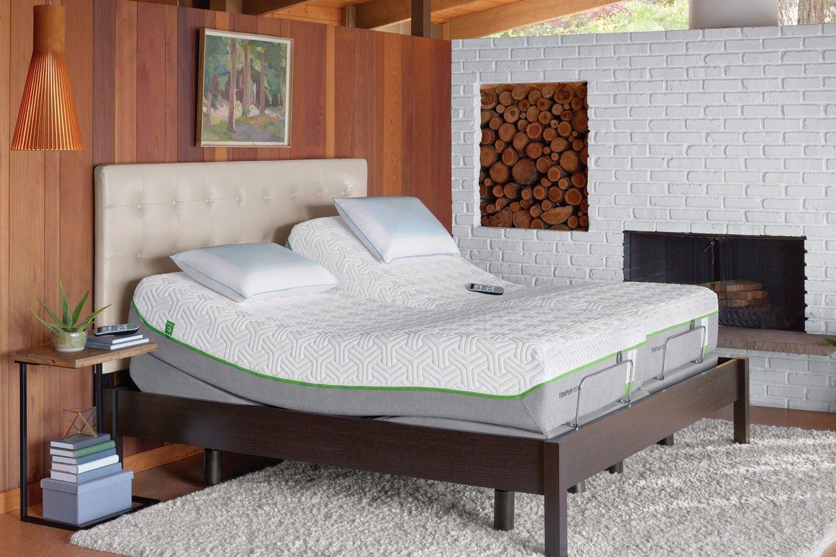 TEMPUR-Ergo® Premier Adjustable Base Mattresses Collection