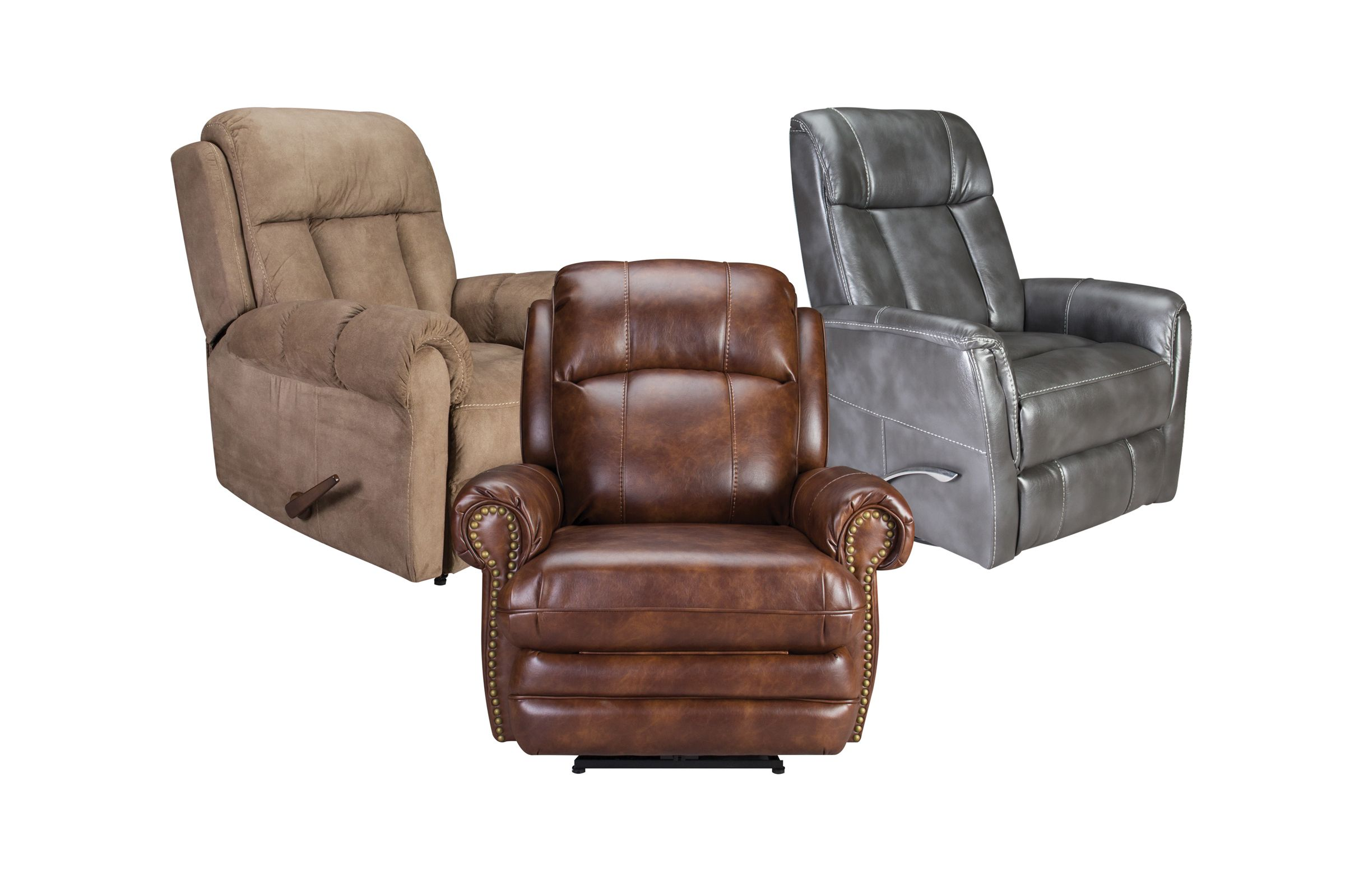 Cheers Recliners Living Room Collection