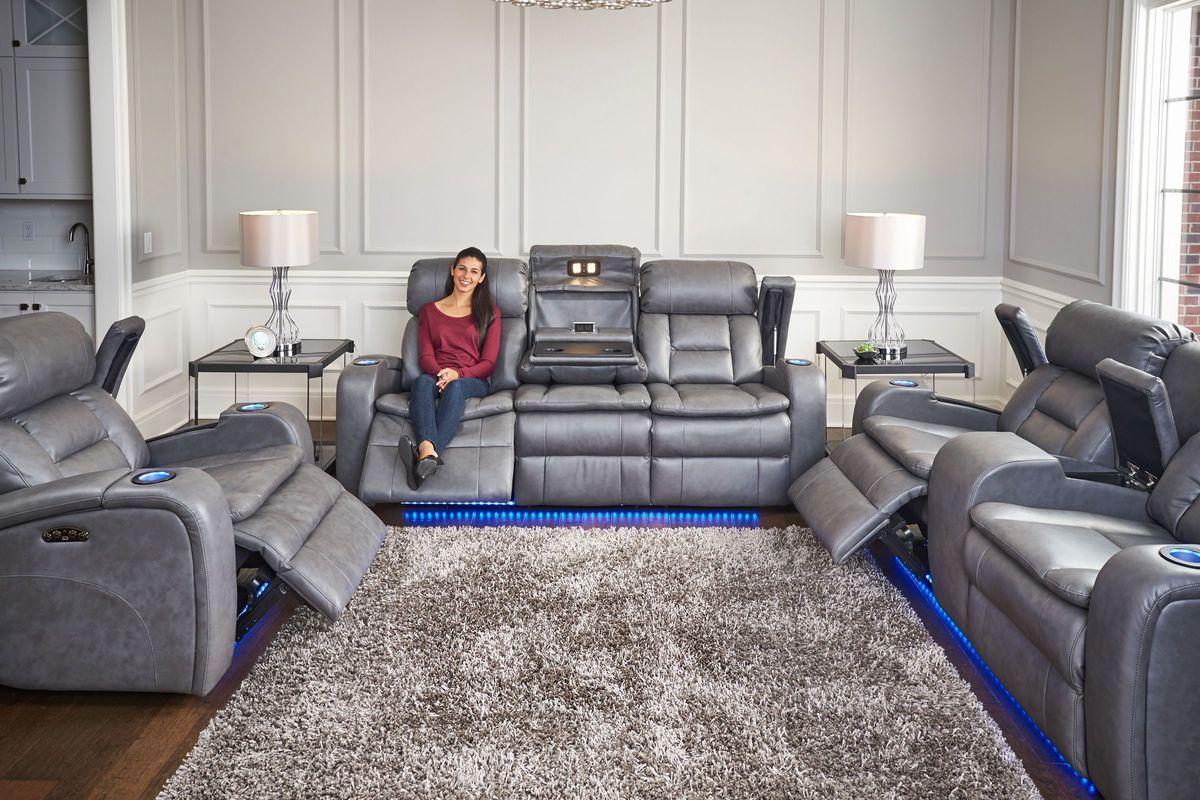 Zenith Living Room Collection