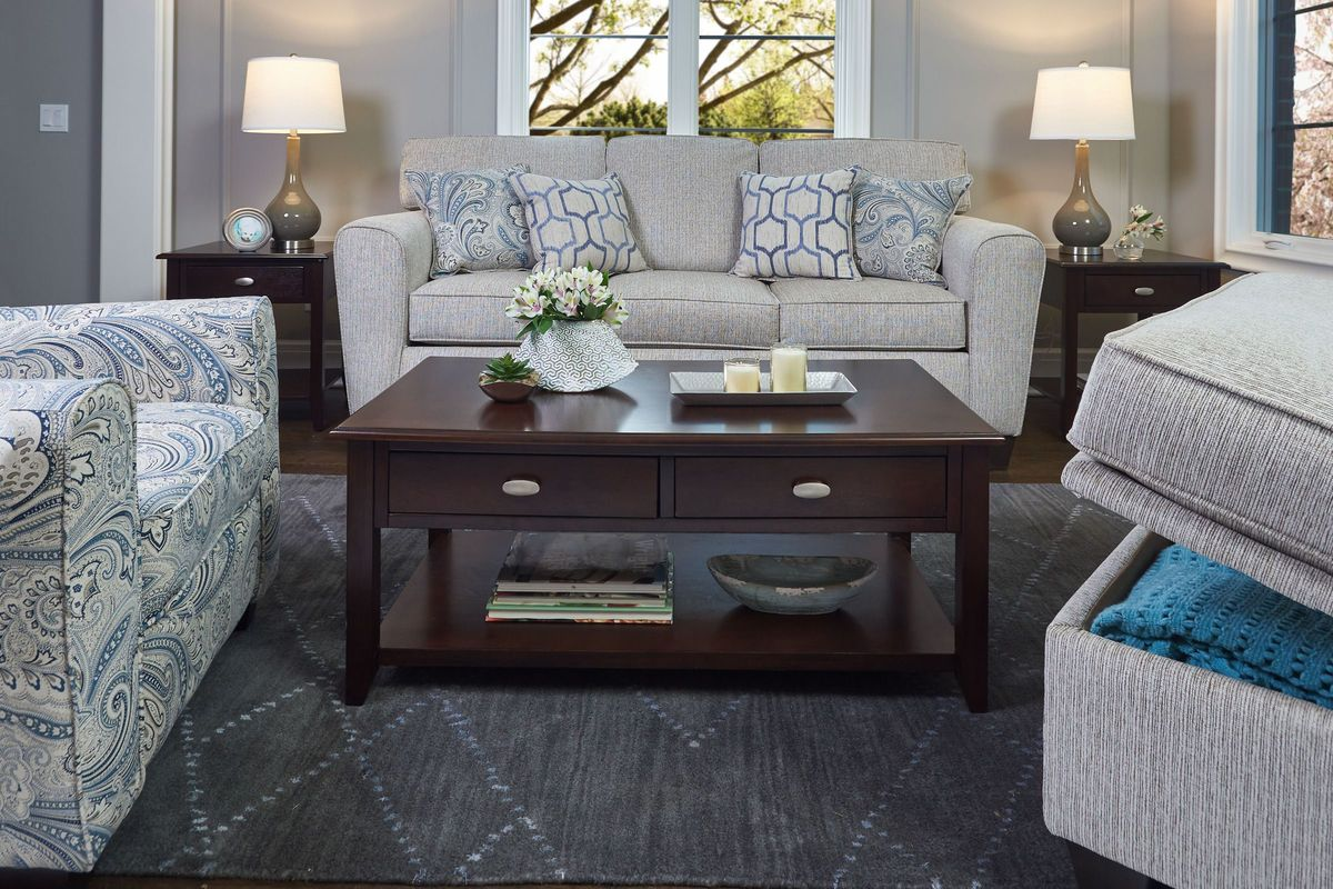 Uptown Living Room Collection