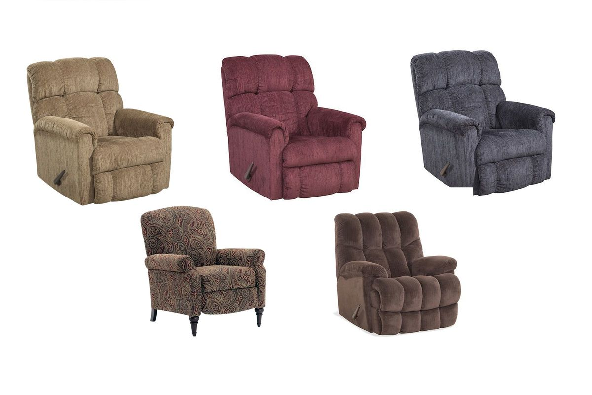 Homestretch Recliners from Gardner White Furniture. Homestretch Recliners Living Room Collection