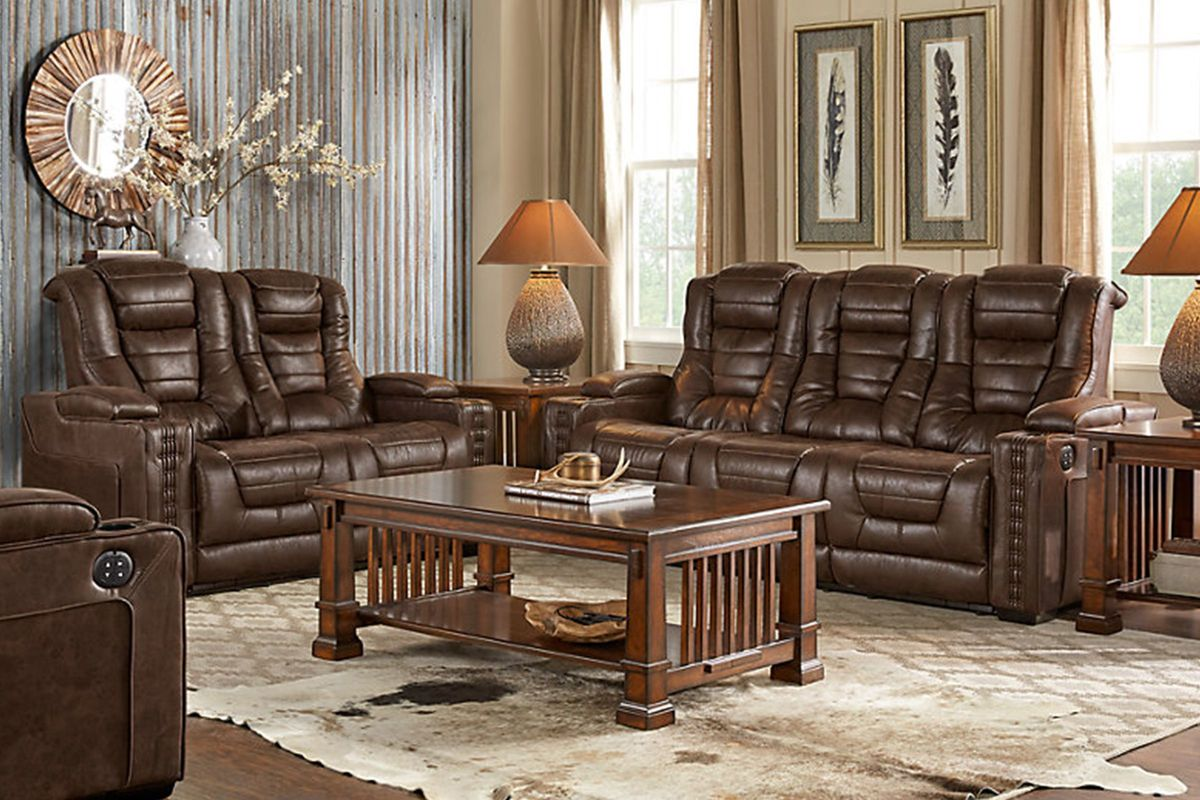 Highway to Home by Eric Church from Gardner White Furniture. Highway to Home by Eric Church Living Room Collection