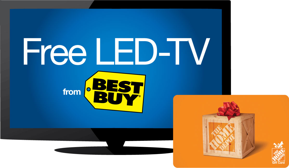 LED-TV Gift Card