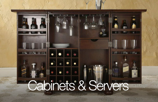 Cabinets & Servers