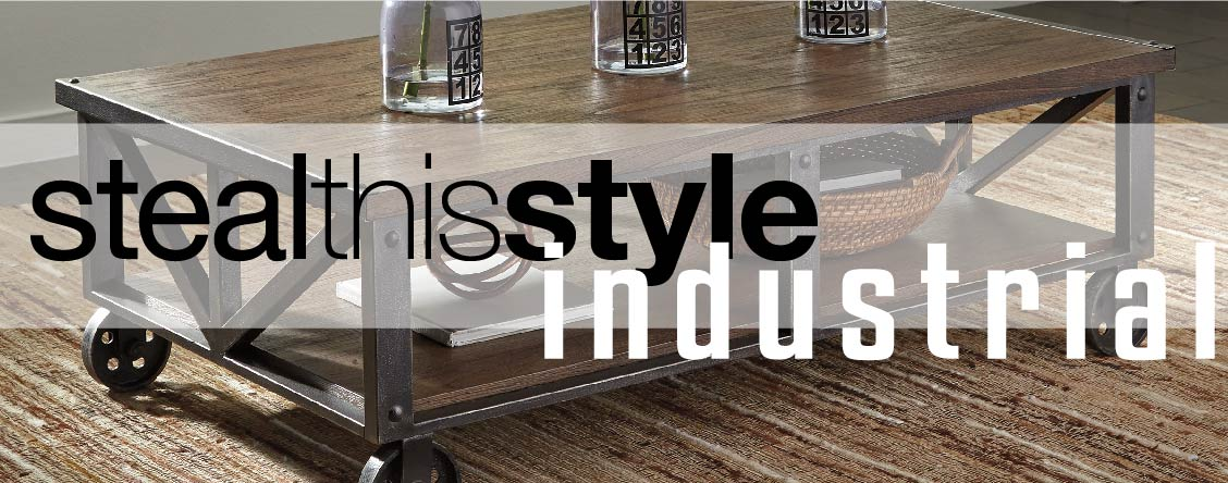 Steal This Style: Industrial