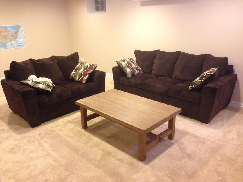 Living Room At Gardner White Furniture