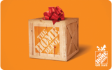 $300 Gift Card to The Home Depot®