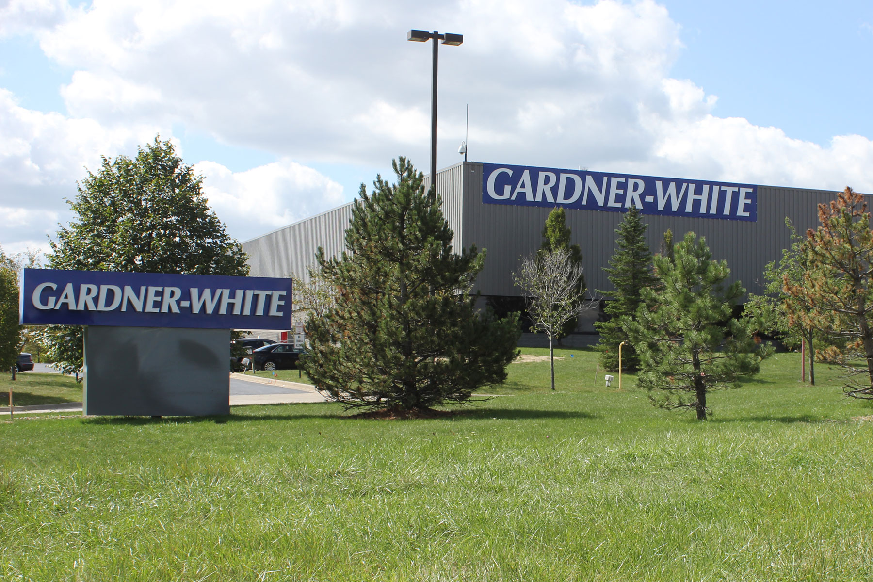 Warehouse in Auburn Hills, MI
