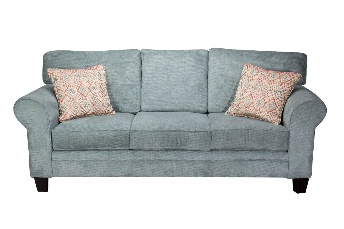 Gazelle Microfiber Sofa From Gardner White Furniture