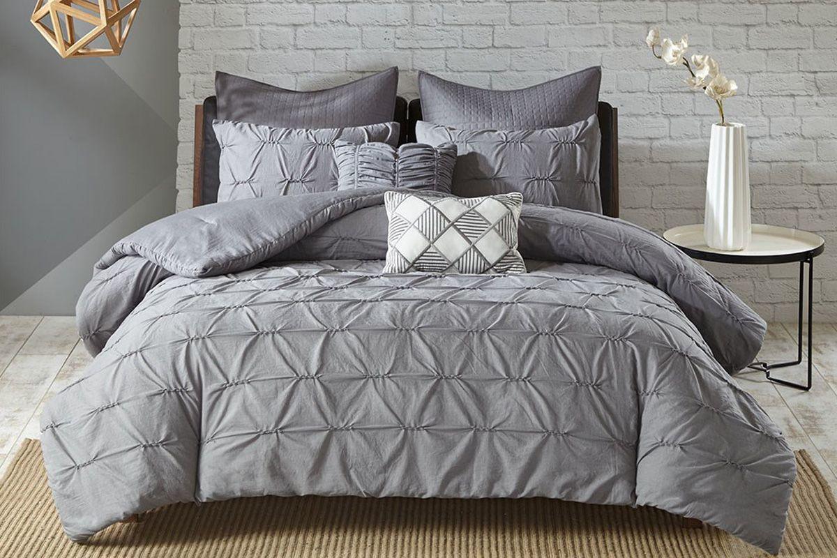 Karter 7-Piece King Karter Comforter Set