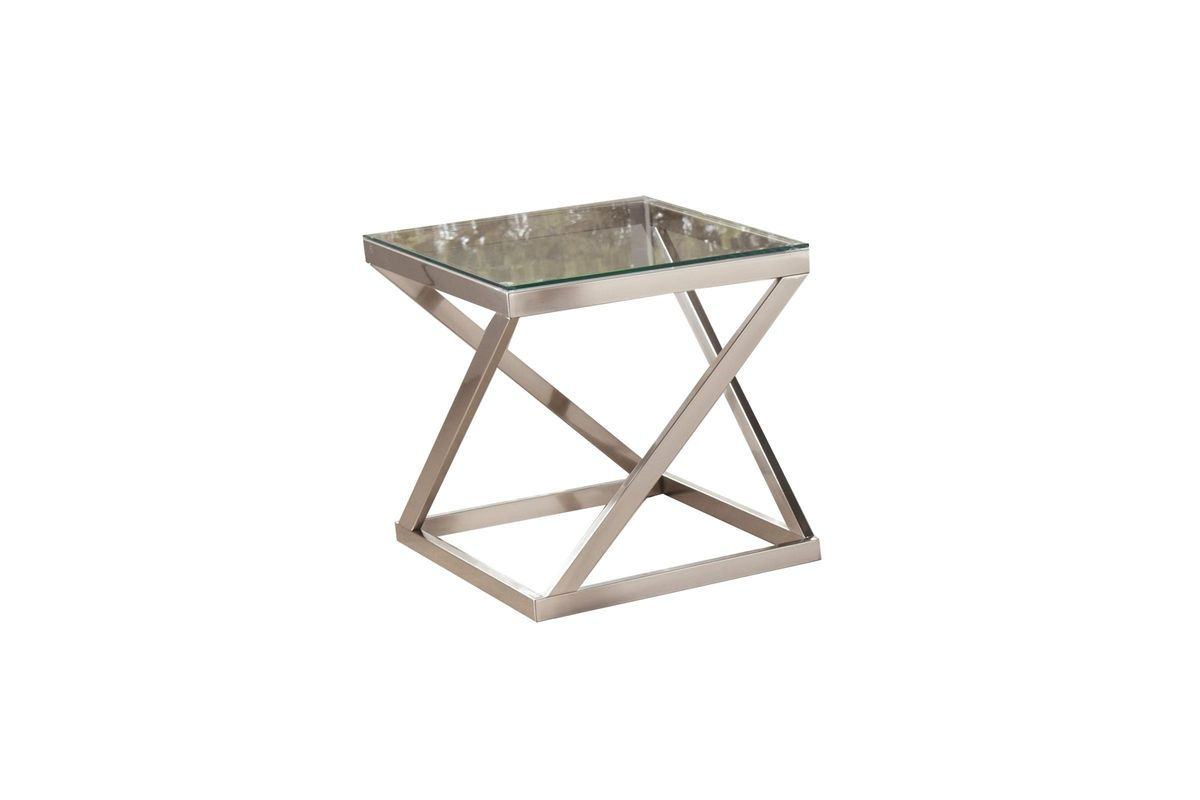 Coylin Square End Table by Ashley from Gardner-White Furniture