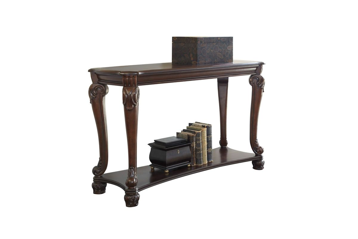 Norcastle Sofa Table By Ashley From Gardner White Furniture