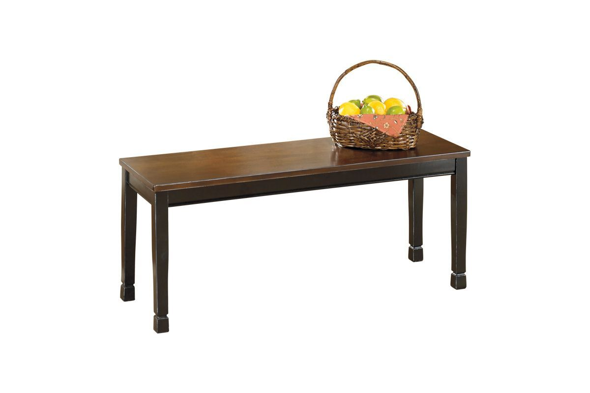 Owingsville Large Dining Room Bench by Ashley from Gardner-White Furniture