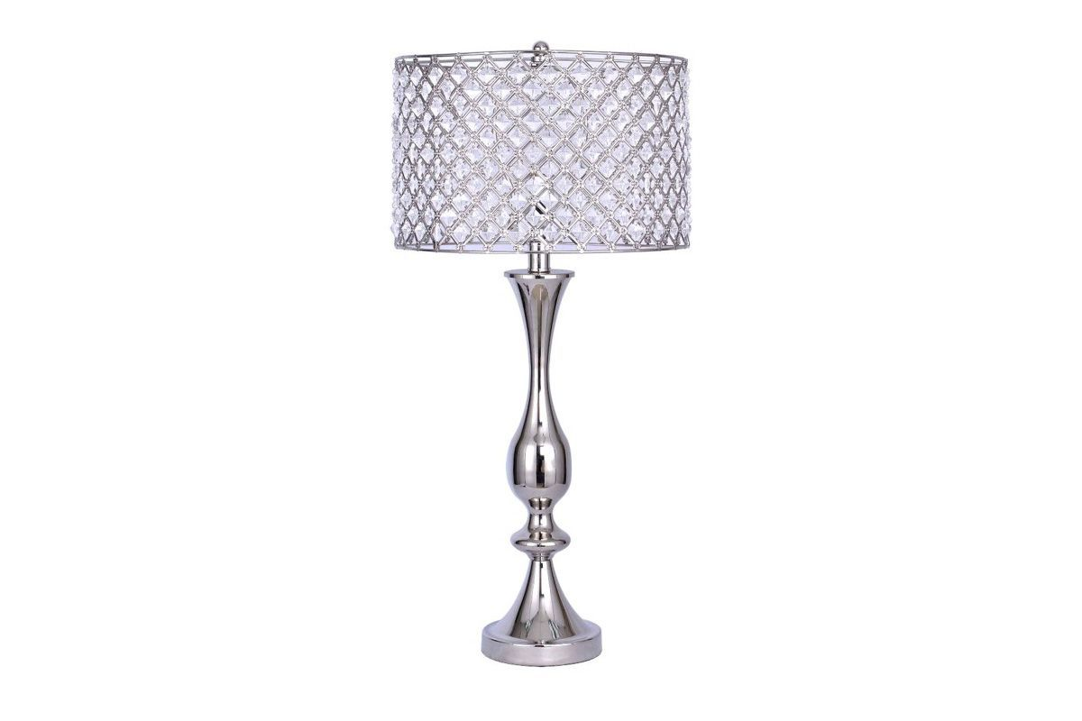 Crystal Bead Table Lamp At Gardner White